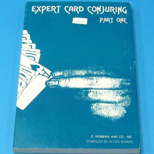 Expert Card Conjuring - Part 1