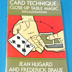 Expert Card Technique (Pre-Owned)