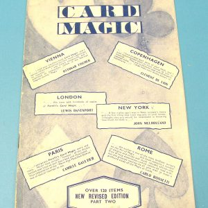 Farelli's Card Magic
