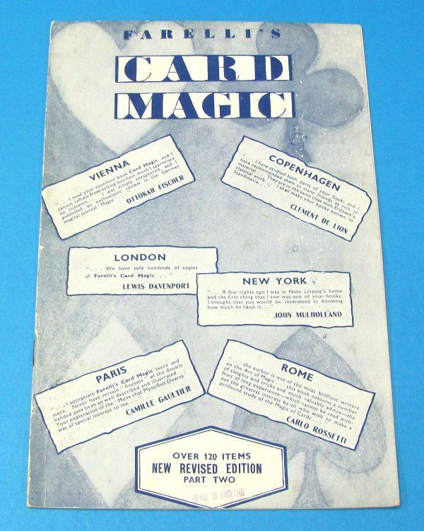 Farelli's Card Magic - Part 2