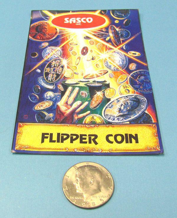 Flipper Coin (Sasco)