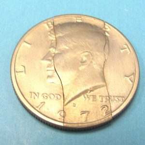Folding Half Dollar (1972)