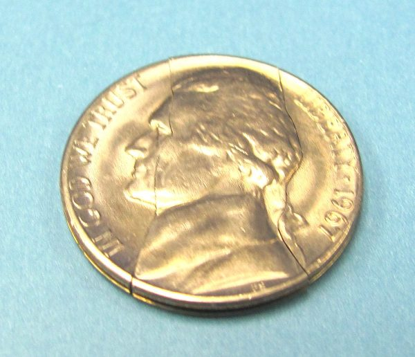 Folding Nickel (Sasco)
