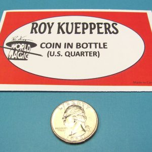Folding Quarter (Roy Kueppers)