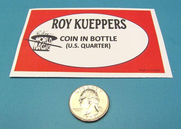 Folding Quarter (Roy Kueppers)