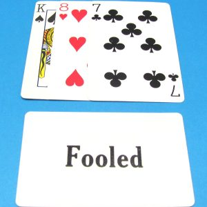 Fooled and Fooled Again (Playing Cards)