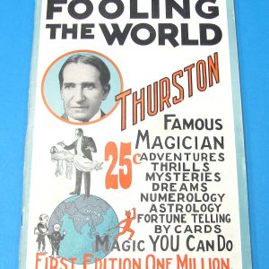 Fooling The World (Thurston)