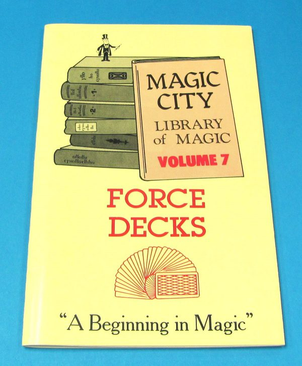 Force Decks (Magic City Library of Magic Volume 7)