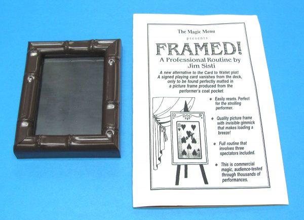Framed (Jim Sisti)