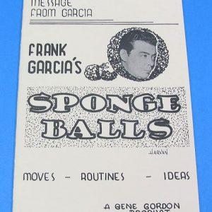 Frank Garcia's Sponge Balls