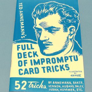 Full Deck of Impromptu Card Tricks