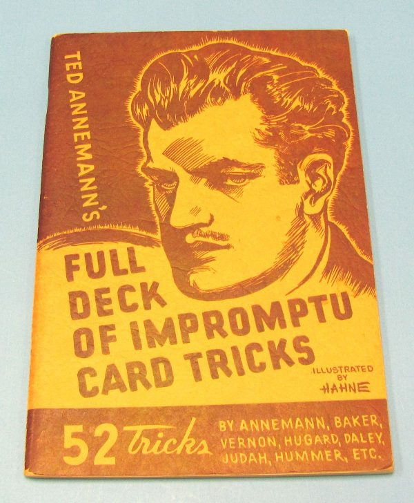 Full Deck of Impromptu Card Tricks (First Edition)