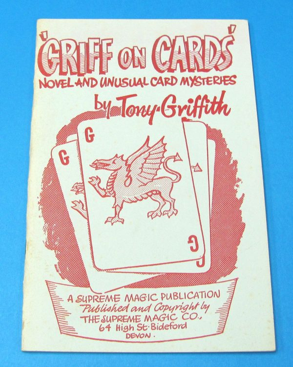 Griff on Cards (Pre-Owned)