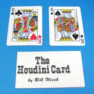 Houdini Card (Bill Wisch)