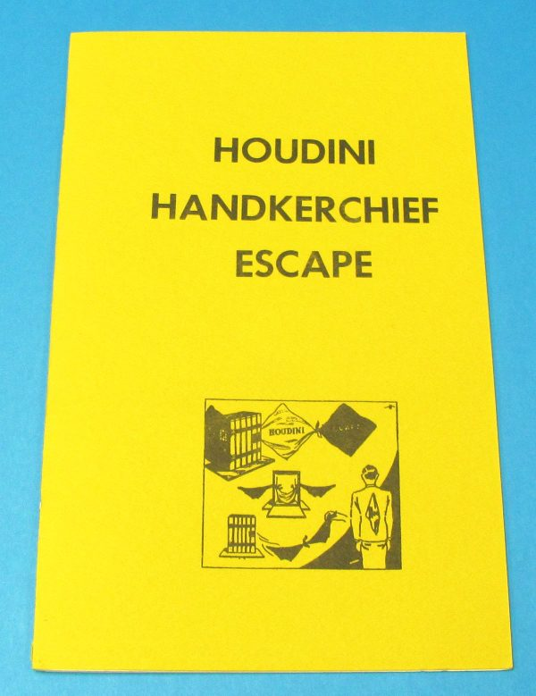 Houdini Handkerchief Escape