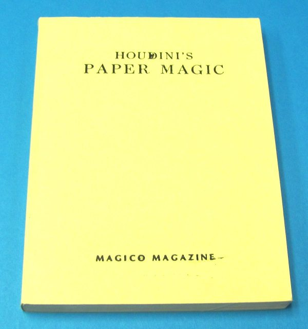 Houdini's Paper Magic