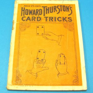 Howard Thurston's Card Tricks (Book)