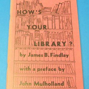 How's Your Library