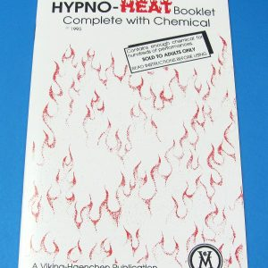 Hypno Heat Booklet Complete With Chemical