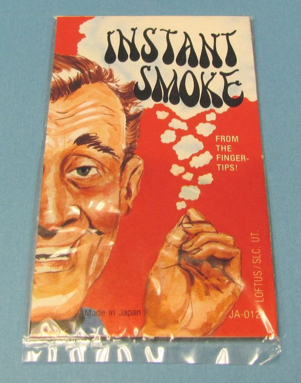 Instant Smoke