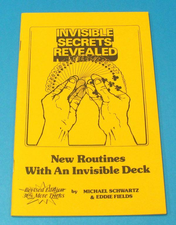 Invisible Secrets Revealed