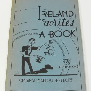 Ireland Writes A Book