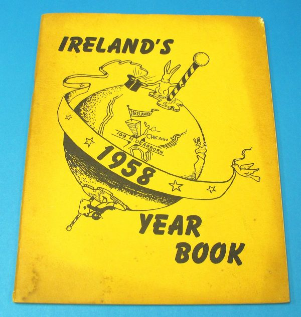 Ireland's 1958 Year Book
