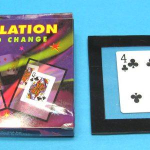 Isolation Card Change