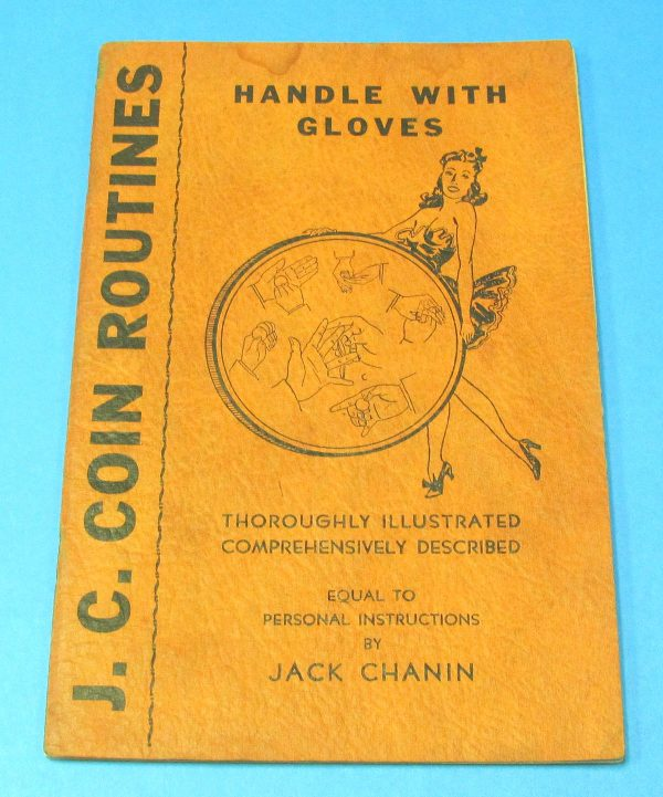 J. C. Coin Routines - Handle With Gloves