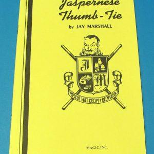 Jaspernese Thumb Tie
