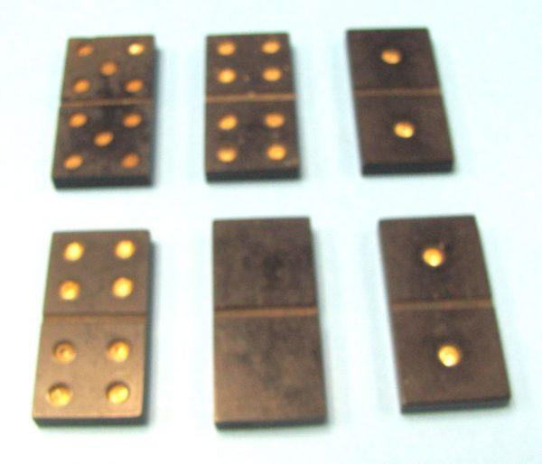 Jim Zee's Domino Delight