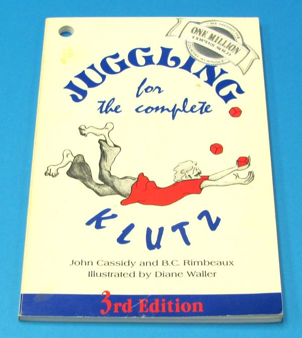 Juggling For The Complete Klutz (3rd Edition) - Pre-Owned