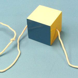 Jumbo Wooden Cubio