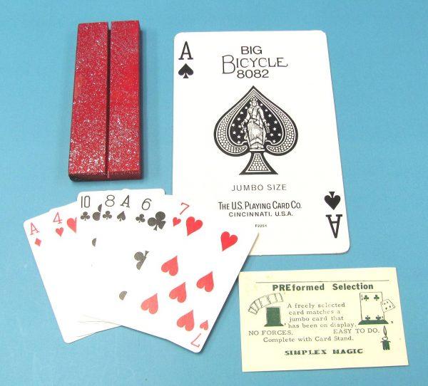 Jumbo Pre-Formed Selection (Simplex Magic)