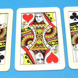 Jumbo Three Card Monte (Vienna Magic)