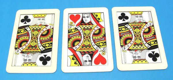 Jumbo Three Card Monte (Vienna Magic)