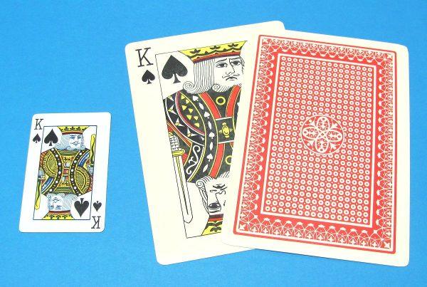 Jumbo Two Card Monte