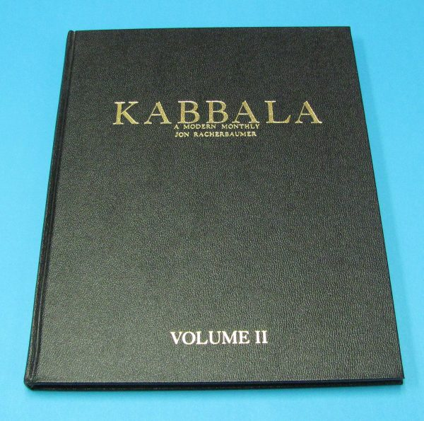 Kabbala Volume 2