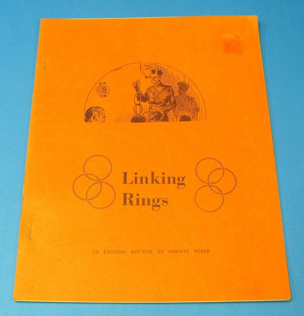 Linking Rings Book (Herman Weber)