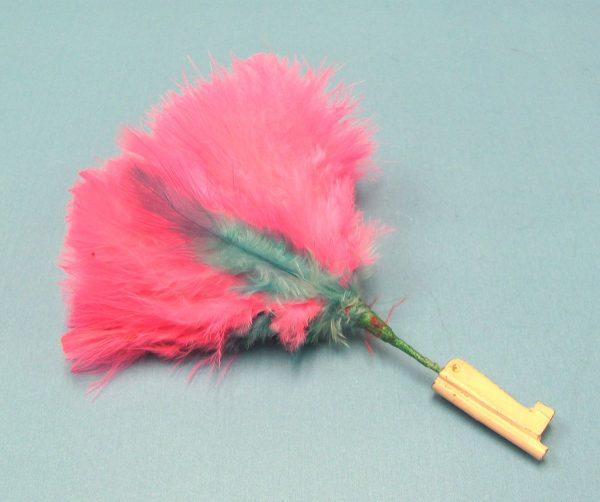 Lit Match to Flower (Pink)