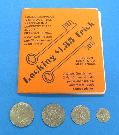 Locking Dollar Thirty-Five Trick