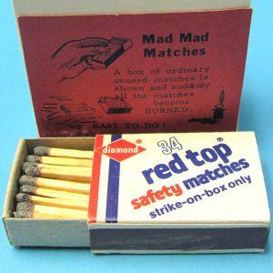 Mad Mad Matches