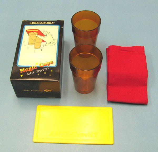 Magic Anti-Gravity Cups