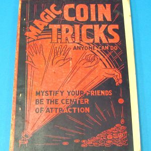 Magic Coin Tricks Anyone Can Do