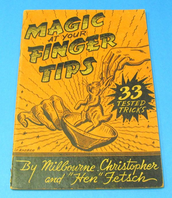 Magic at Your Finger Tips