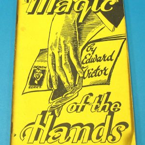 Magic of the Hands (Edward Victor)