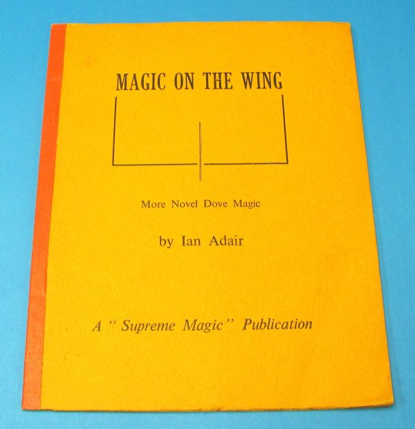 Magic on the Wing (Ian Adair)