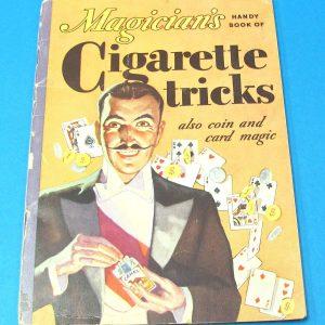 Magician's Handy Book of Cigarette Tricks