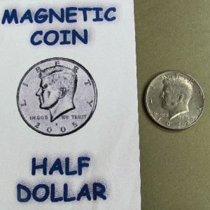 Magnetic Half Dollar