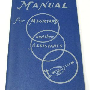Manual For Magicians And Their Assistants
